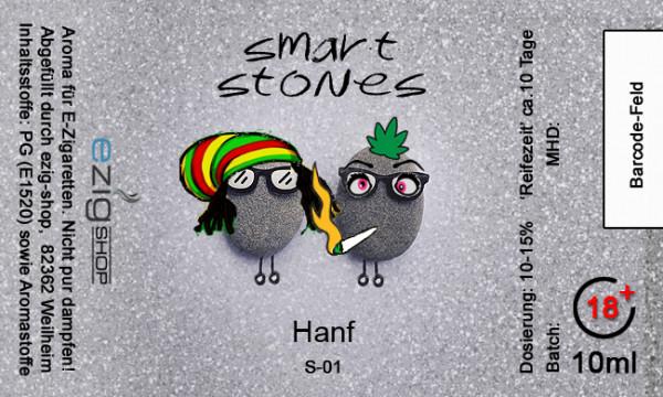 """SMART STONE"" Hanf Aroma 10ml"