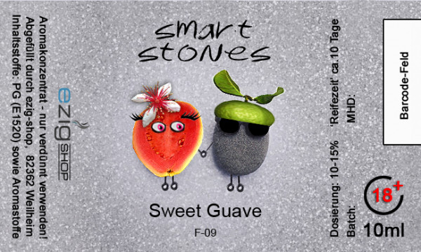 """SMART STONE"" Sweet Guave Aroma 10ml"
