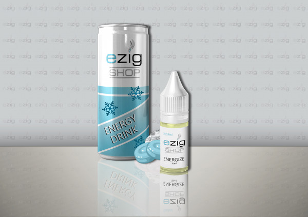 Energize Liquid 10ml - 30ml (0-18mg Nikotin/ml)