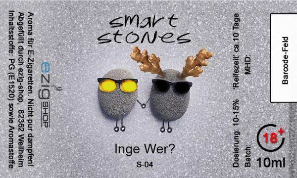 """SMART STONE"" Ingwer Aroma 10ml"
