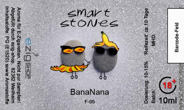 """SMART STONE"" Banana Aroma 10ml"