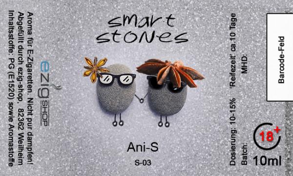 """""""SMART STONE"""" Anis Aroma 10ml"""