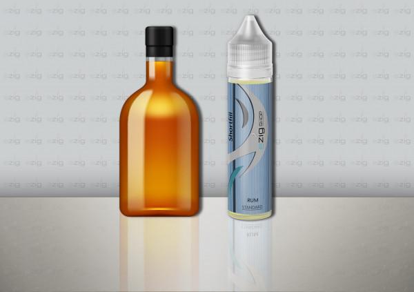 Rum Shake ´n Vape (0-6 Nikotin/ml)
