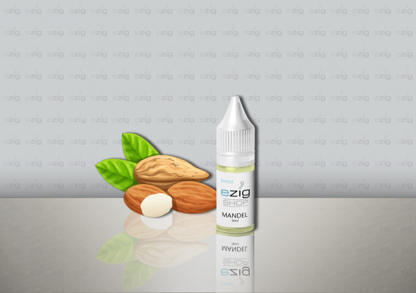 Mandel Liquid 10ml - 30ml (0-18mg Nikotin/ml)