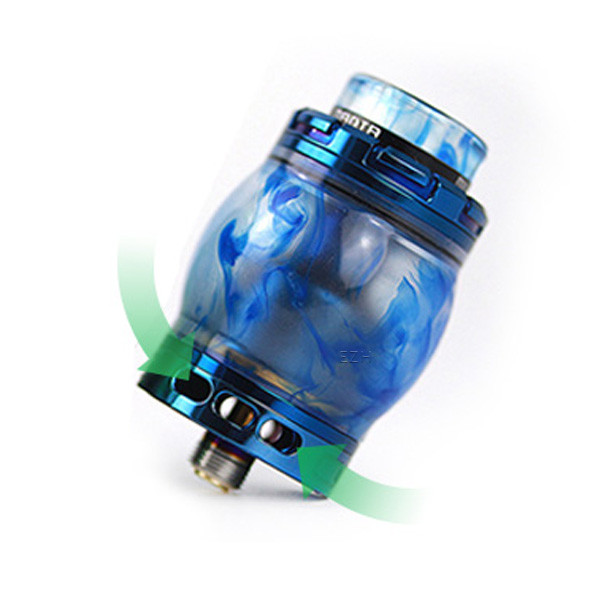 Advken Manta RTA - Resin Blue