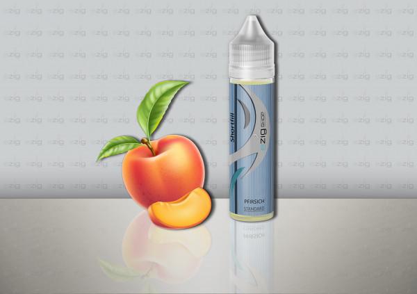 Pfirsich Shake ´n Vape (0-6 Nikotin/ml)
