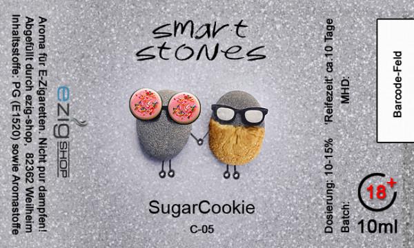 """""""SMART STONE"""" Sugar Cookie Aroma 10ml"""