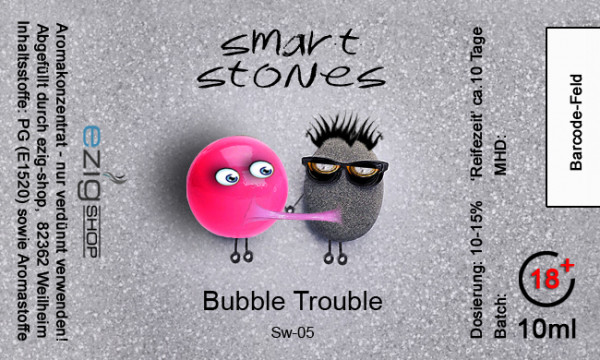 """SMART STONE"" Bubble Trouble Aroma 10ml"