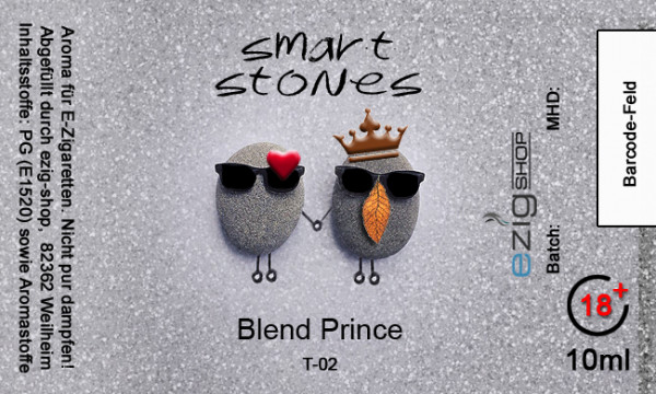 """SMART STONE"" Blend Prince Aroma 10ml"