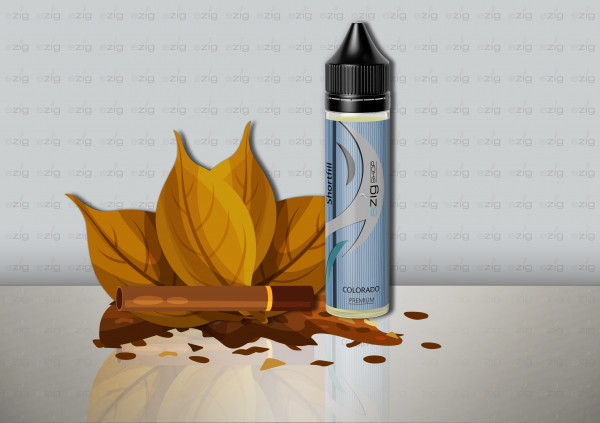 Colorado Shake ´n Vape (0-6 Nikotin/ml)