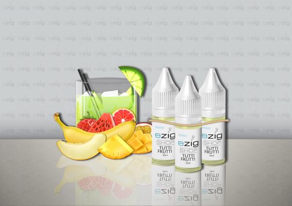 Tutti Frutti 10ml - 30ml (0-18mg Nikotin/ml)