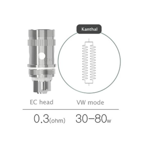Eleaf EC - Coils - Ersatzcoil - Eleaf
