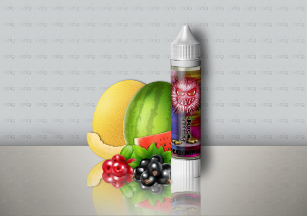 """Dead Ninja"" Phraggle Shake and Vape 50ml (0mg Nikotin/ml)"