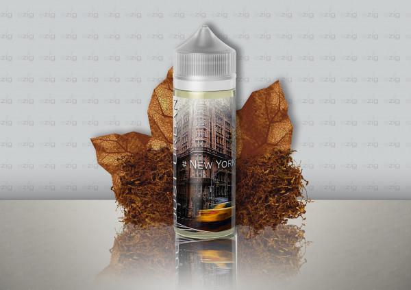 #New York Premium Shake and Vape 80ml (0mg Nikotin/ml)