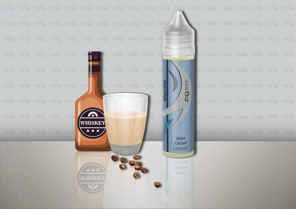 Irish Cream Shake ´n Vape (0-6 Nikotin/ml)