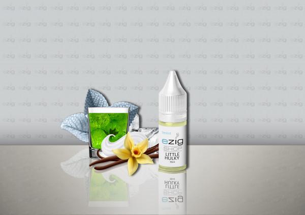 Little Hulky Liquid 10ml - 30ml (0-18mg Nikotin/ml)