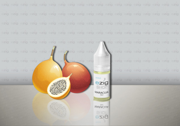 Maracuja Liquid 10ml - 30ml (0-18mg Nikotin/ml)
