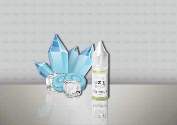 Eisbonbon Liquid 10ml - 30ml (0-18mg Nikotin/ml)