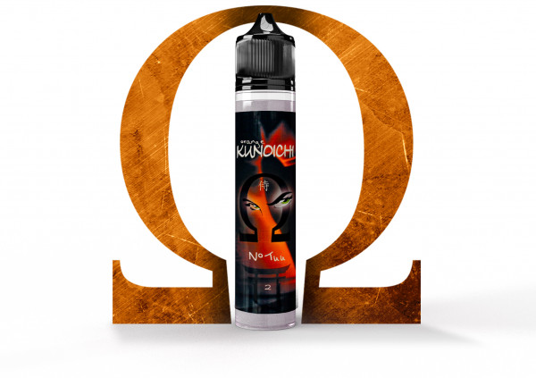 """""""ORANGE-KUNOICHI"""" Premium Shake and Vape 50ml (0mg Nikotin/ml)"""