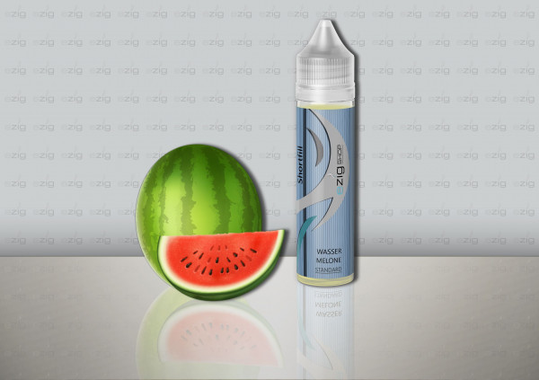 Wassermelone Shake ´n Vape (0-6 Nikotin/ml)