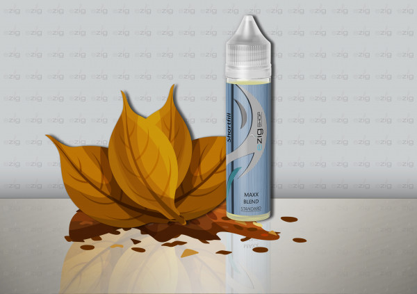 Maxx Blend Shake ´n Vape (0-6 Nikotin/ml)