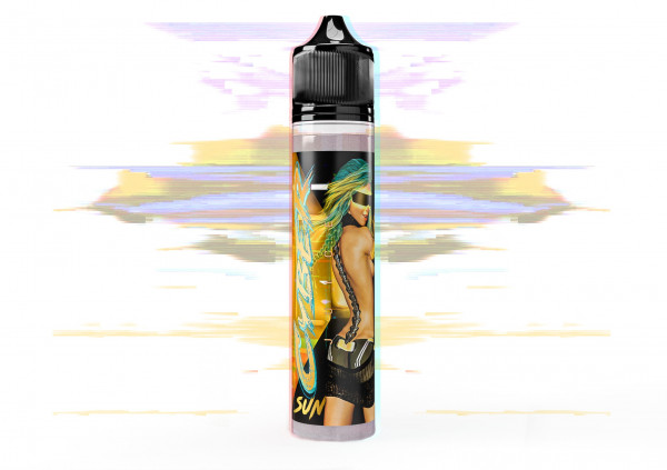 """Sun"" Cyber Juice Shake and Vape 50ml (0mg Nikotin/ml)"