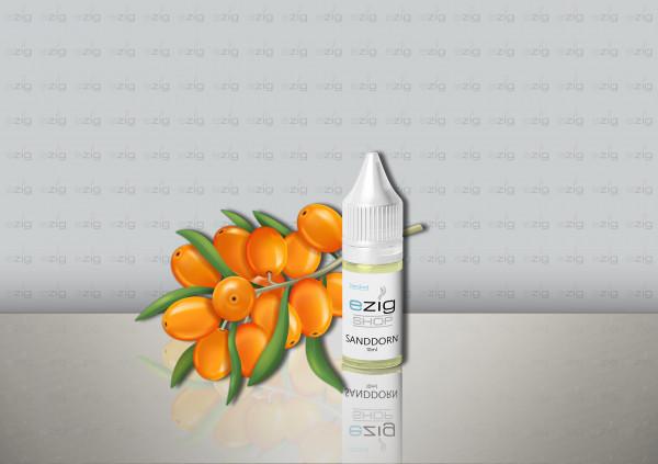 Sanddorn Liquid 10ml - 30ml (0-18mg Nikotin/ml)