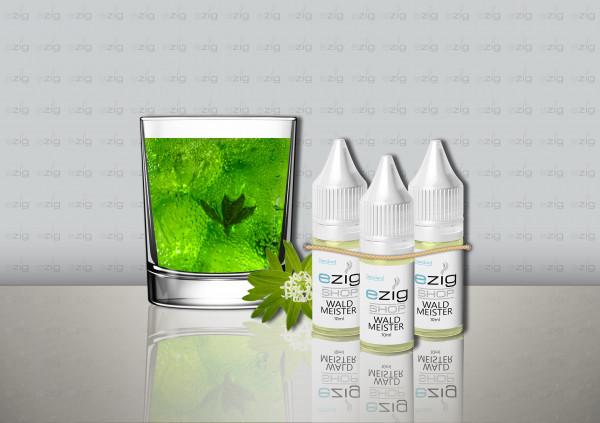 Waldmeister 10ml - 30ml (0-18mg Nikotin/ml)