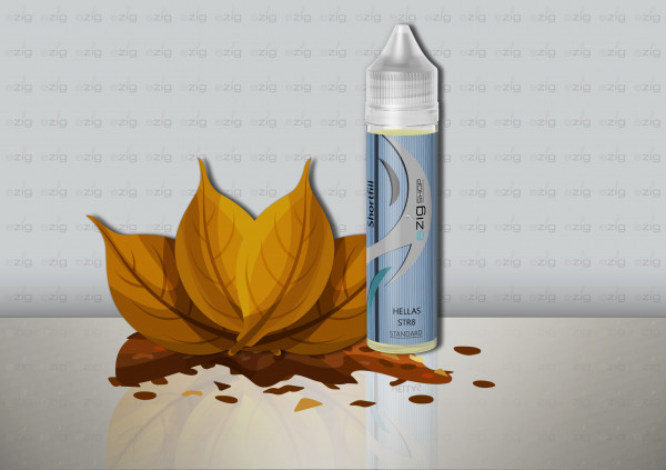 Hellas Str.8 Shake ´n Vape (0-6 Nikotin/ml)