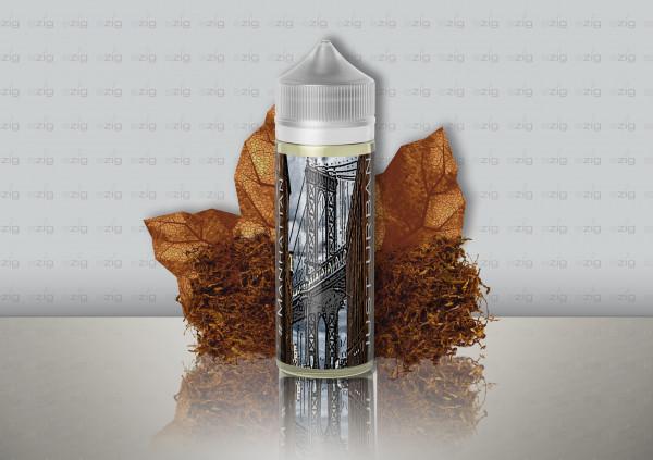 #Manhattan Premium Shake and Vape 100ml (0mg Nikotin/ml)