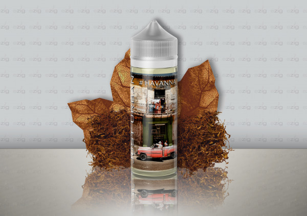 #Havanna Premium Shake and Vape 80ml (0mg Nikotin/ml)