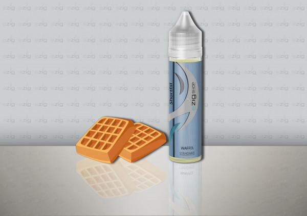 Waffel Shake ´n Vape (0-6 Nikotin/ml)