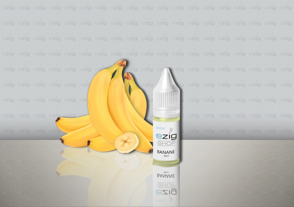 Banane Liquid 10ml - 30ml (0-18mg Nikotin/ml)