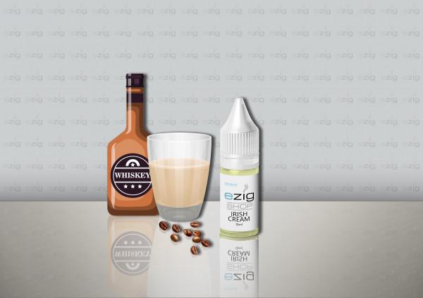 Irish Cream Liquid 10ml - 30ml (0-18mg Nikotin/ml)