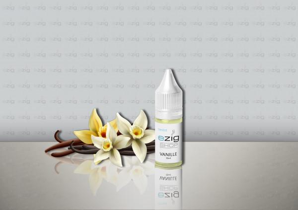 Vanille 10ml - 30ml (0-18mg Nikotin/ml)