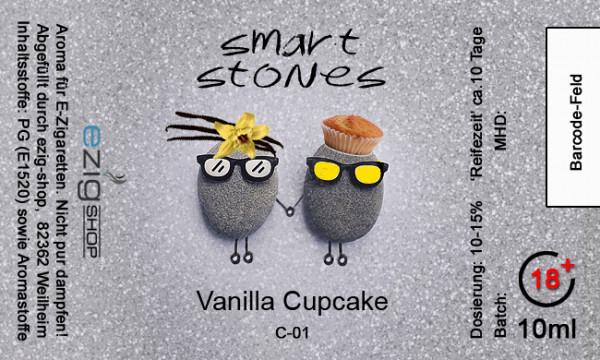"""SMART STONE"" Vanilla Cupcake Aroma 10ml"