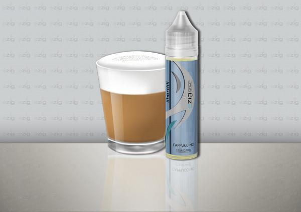 Cappuccino Shake ´n Vape (0-6 Nikotin/ml)