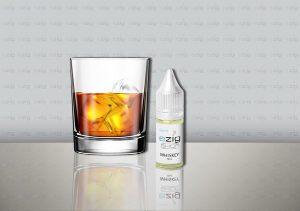 Whiskey 10ml - 30ml (0-18mg Nikotin/ml)