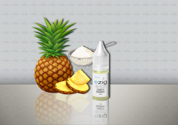 Dirty Harry Liquid 10ml - 30ml (0-18mg Nikotin/ml)
