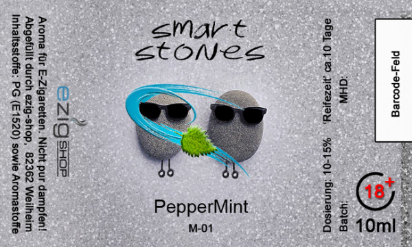"""SMART STONE"" Peppermint Aroma 10ml"