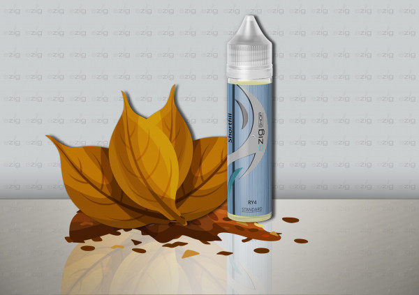 RY4 Shake ´n Vape (0-6 Nikotin/ml)
