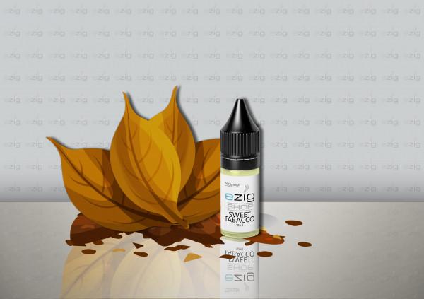 Sweet Tabacco 10ml - 30ml (0-18mg Nikotin/ml)