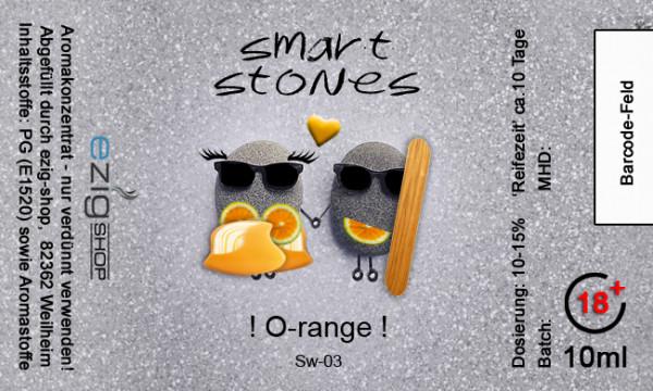 """SMART STONE"" O-Range Aroma 10ml"