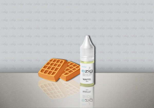Waffel 10ml - 30ml (0-18mg Nikotin/ml)