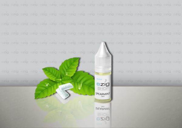 Spearmint Liquid 10ml - 30ml (0-18mg Nikotin/ml)