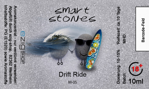 """SMART STONE"" Drift Ride Aroma 10ml"