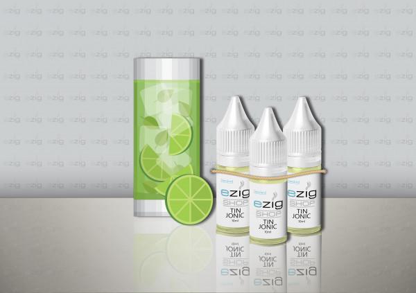 Tin Jonic 10ml - 30ml (0-18mg Nikotin/ml)