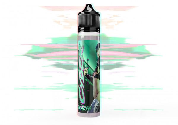 """Health"" Cyber Juice Shake and Vape 50ml (0mg Nikotin/ml)"