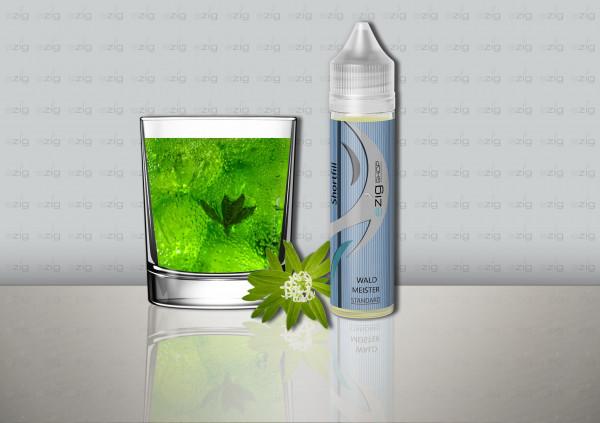 Waldmeister Shake ´n Vape (0-6 Nikotin/ml)