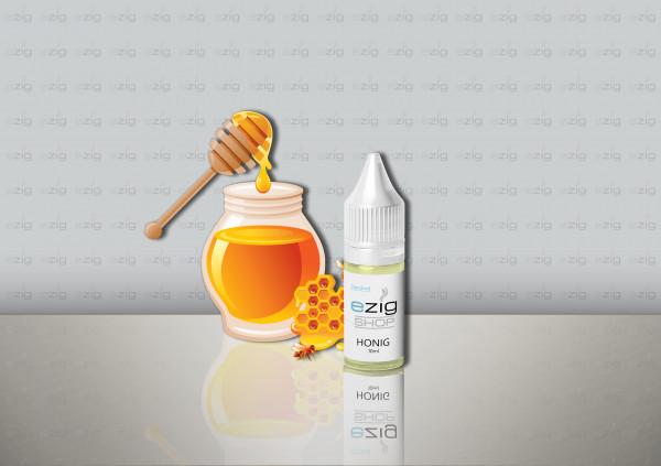 Honig Liquid 10ml - 30ml (0-18mg Nikotin/ml)